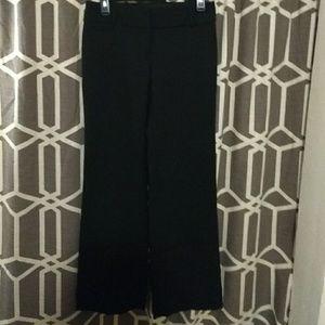 Ann Taylor straight leg trouser